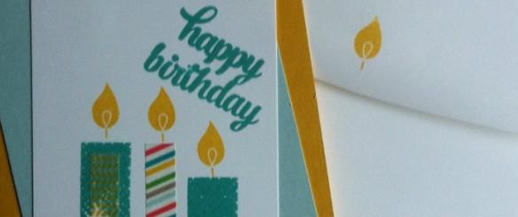 Build a (colleague's) birthday!