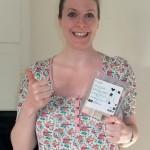 Leanne - prize winner
