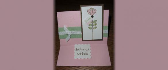 Sweet Summer Birthday Card
